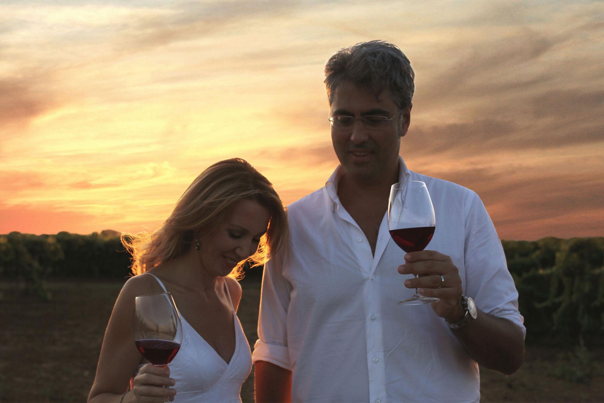 Una storia di famiglia - Tenute Rubino - Vini del Salento