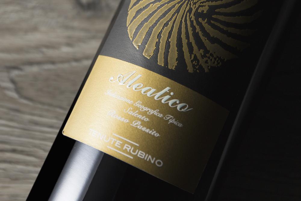 Aleatico | Tenute Rubino | Vini del Salento