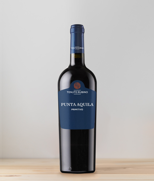 Punta Aquila | Tenute Rubino | Vini del Salento