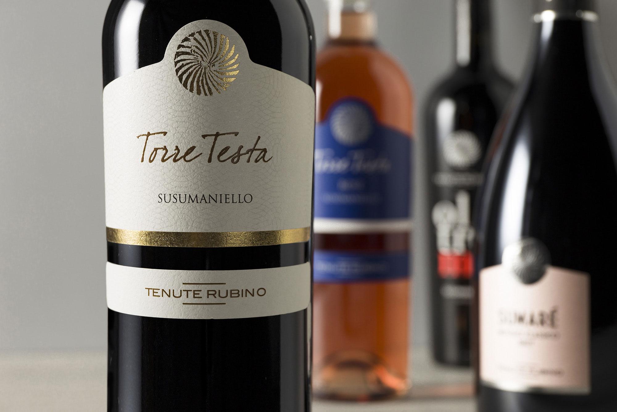 TR Susumaniello - Tenute Rubino | Vini del Salento