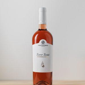 Torre Testa Rosato | Tenute Rubino | Casa del Susumaniello