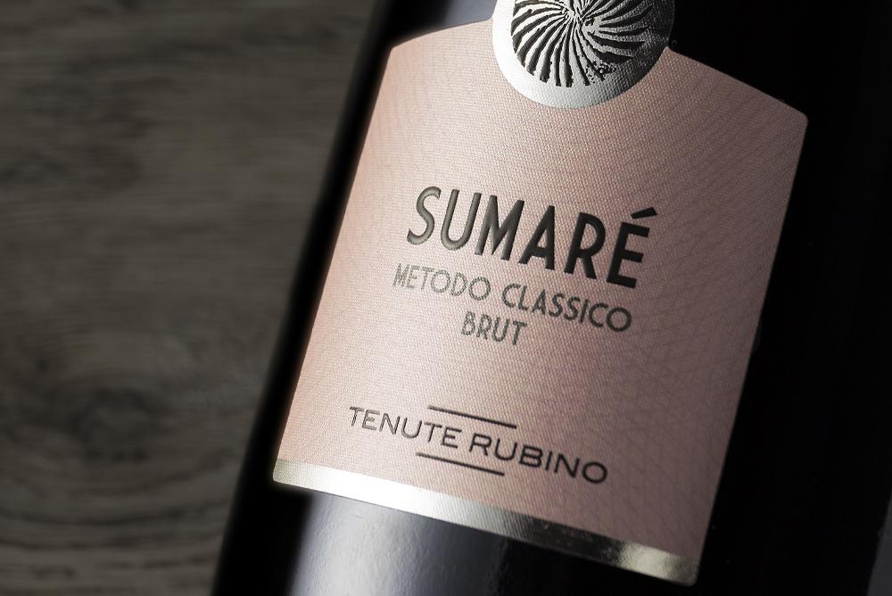 Sumarè 30 mesi | Tenute Rubino | Vini del Salento