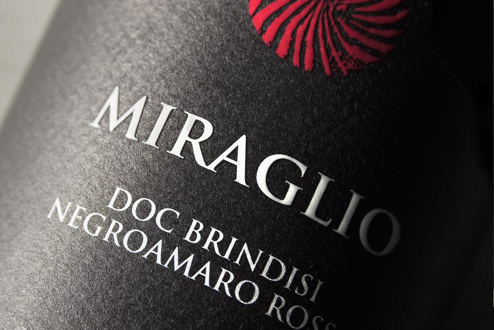 Miraglio | Tenute Rubino | Vini del Salento