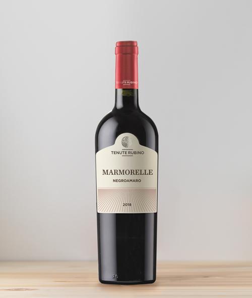 Marmorelle Rosso | Tenute Rubino | Casa del Susumaniello