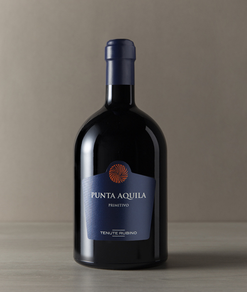 Punta Aquila Magnum Demi 1,5 L | Tenute Rubino | Vini del Salento