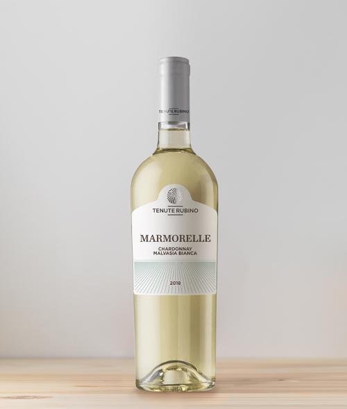 Marmorelle Bianco   Tenute Rubino   Vini del Salento