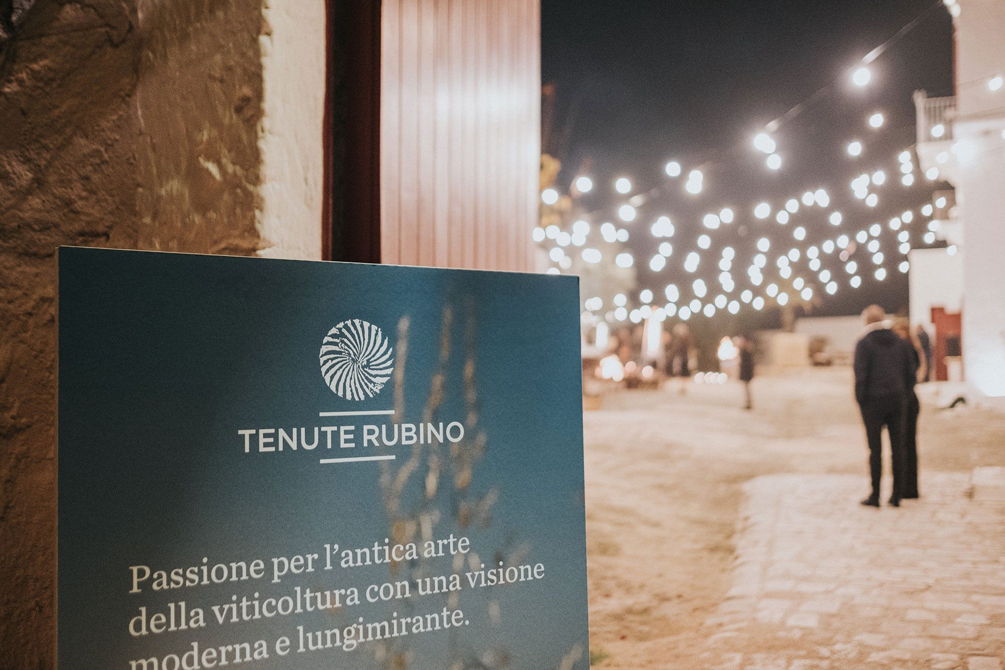Wine&Friends 2018 - Tenute Rubino | I Vini del Salento