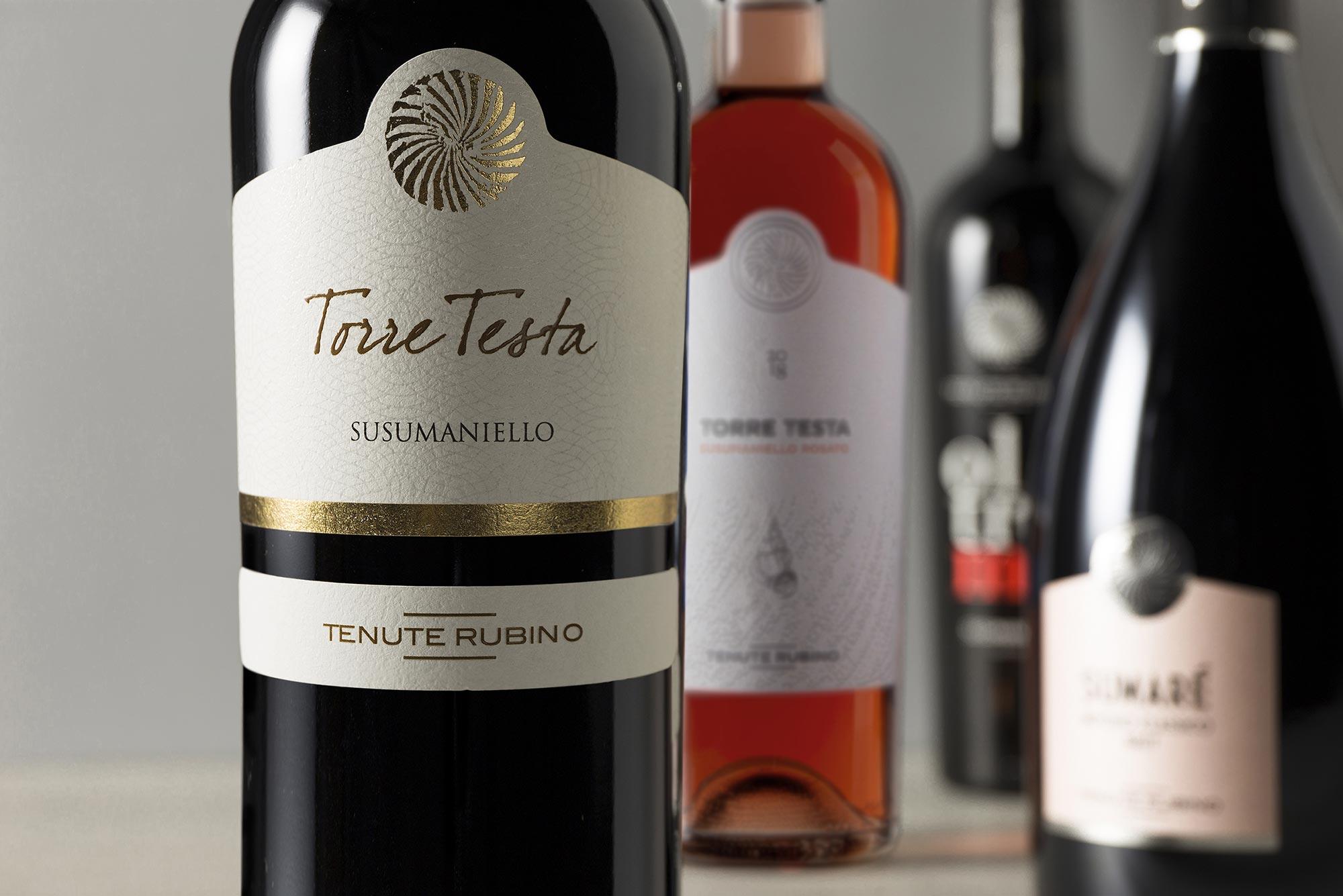 Susumaniello - Tenute Rubino | Vini del Salento