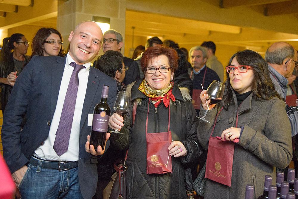 Aspettando San Martino 2014 - Tenute Rubino | I Vini del Salento