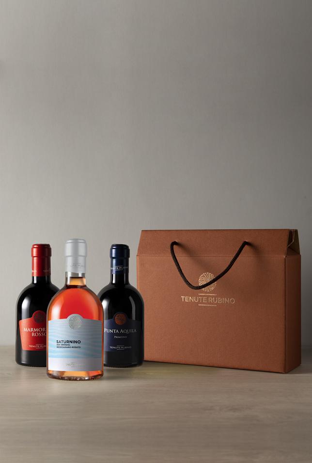 i 375 - Tenute Rubino i vini della Puglia