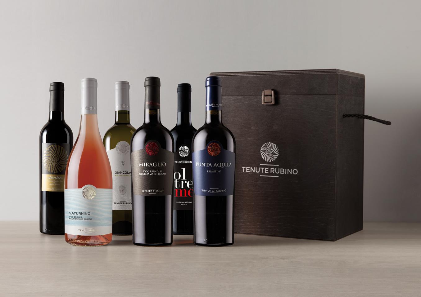 I cru- Tenute Rubino | I Vini della Puglia