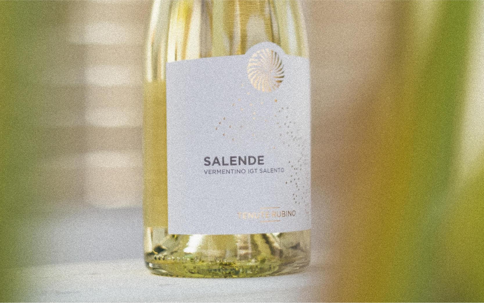 Salende 2019 - Tenute Rubino | I vini della Puglia