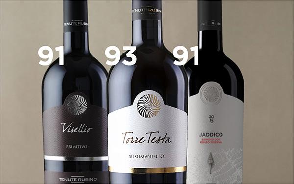 Monica Lerner The Wine Advocate - Tenute Rubino | I vini della Puglia