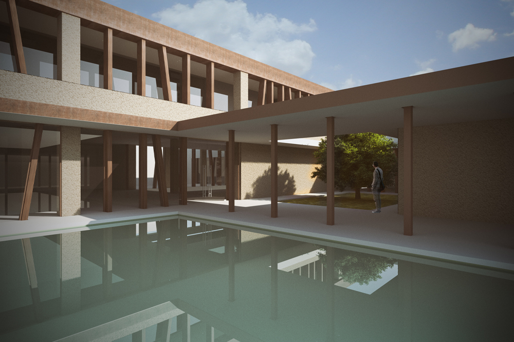 Nuova cantina e sostenibilità | Tenute Rubino | Casa del Susumaniello