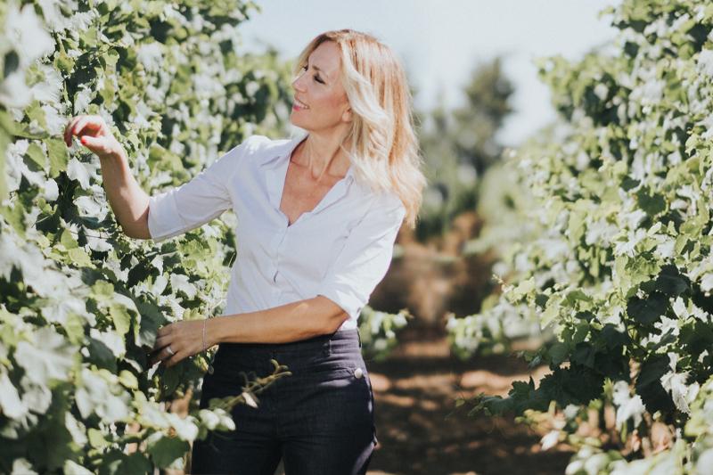 Romina Leopardi | Famiglia Rubino | Tenute Rubino | I Vini della Puglia