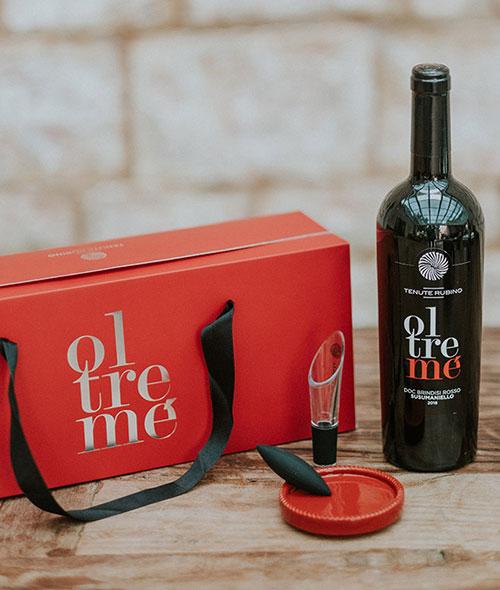Oltremé Limited Edition | Tenute Rubino | Vini del Salento